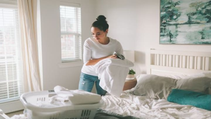 10 Tips for Cleaning Your Room