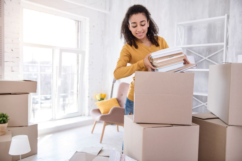 keep your storage unit clean