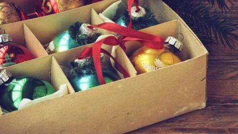 ornament storage tips